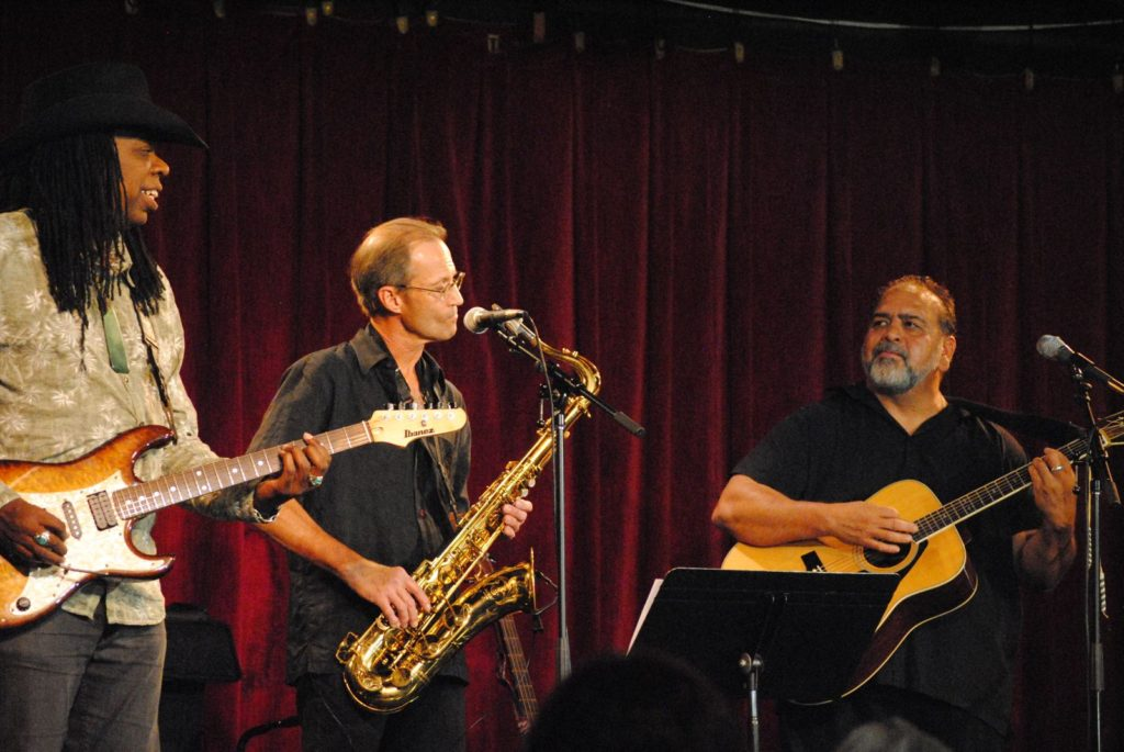 Larry Mitchell & Greg Overton-photo by Allison Rae