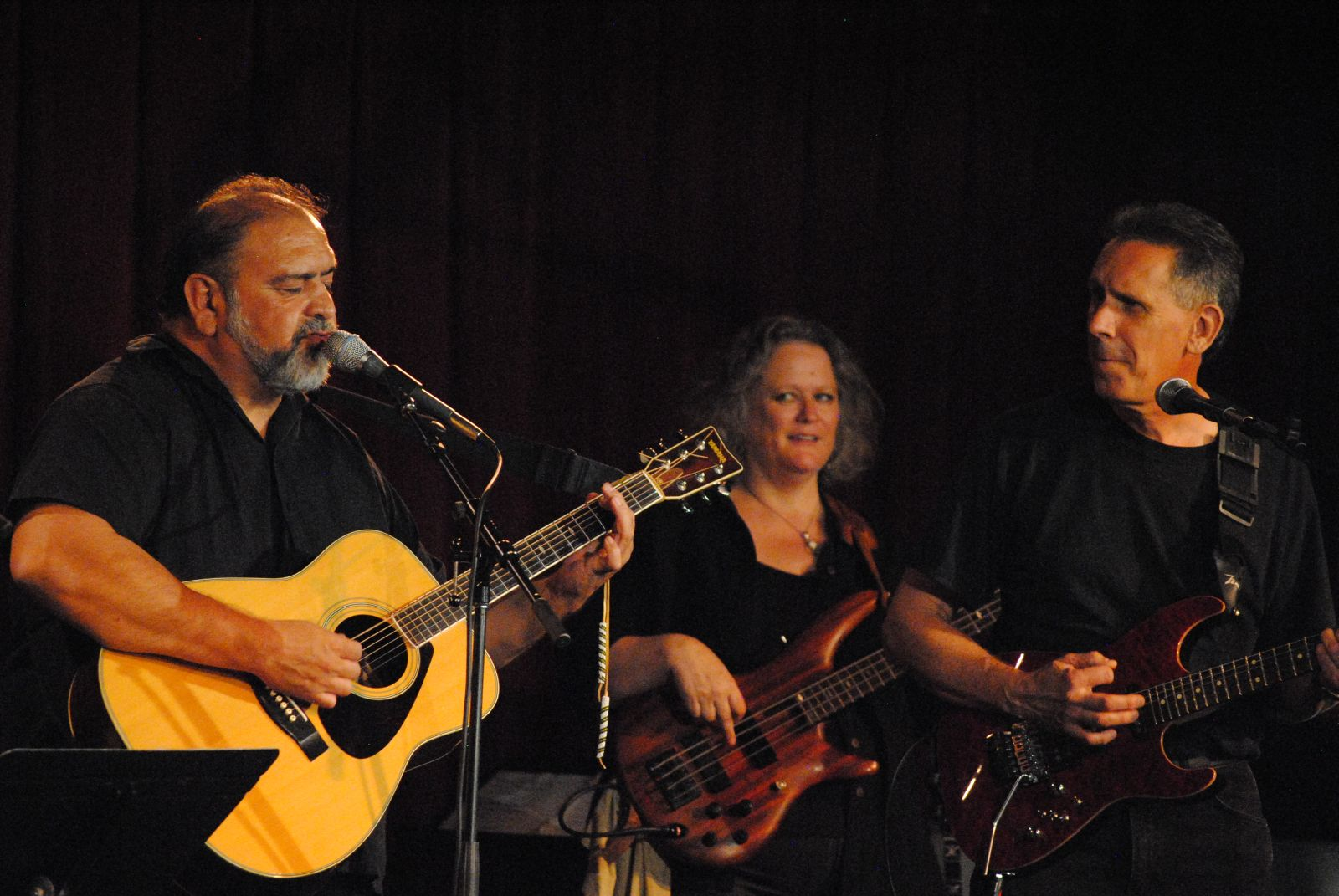 Maude Beenhower & Joe Gabel-photo by Allison Rae